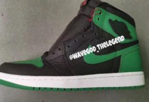 Air Jordan 1 Pine Green Gym Red 555088-030 Release Date
