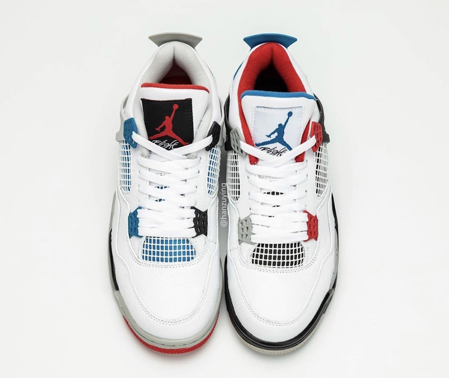 Air Jordan 4 What The CI1184-146 2019 Release Date Price