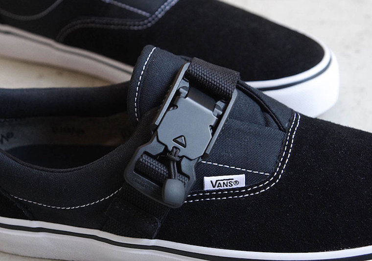 Alexander Lee Chang Vans Era Buckle Release Date