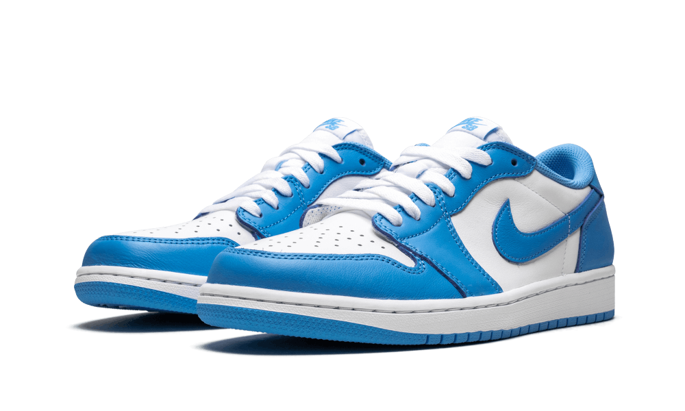 Eric Koston Air Jordan 1 Low UNC