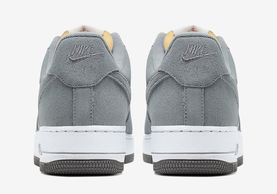 Nike Air Force 1 Low Cool Grey CI2677-002 Release Date