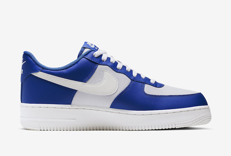 Nike Air Force 1 Low OG Game Royal Sneaker Bar Detroit