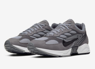 Nike Air Ghost Racer Wolf Grey AT5410-003 Release Date