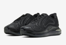 Nike Air Max 720 Black AO2924-015 Release Date