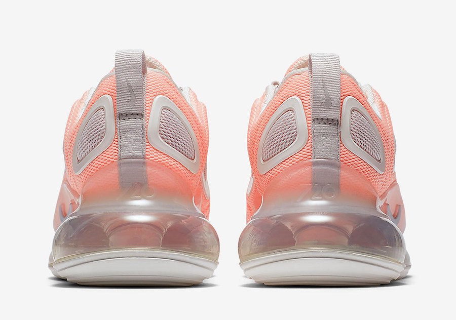 Nike Air Max 720 Bleached Coral AR9293-603 Release Date