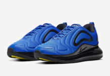 Nike Air Max 720 Deep Blue AO2924-406 Release Date
