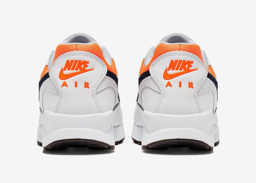 Nike Air Pegasus 92 Lite Total Orange CI9138-101 Release Date nike air pegasus 92 lite - Nike Air Pegasus 92 Lite Rilis dengan Aksen Orange