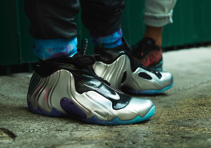 Nike China Hoop Dreams Air Flightposite Release Date