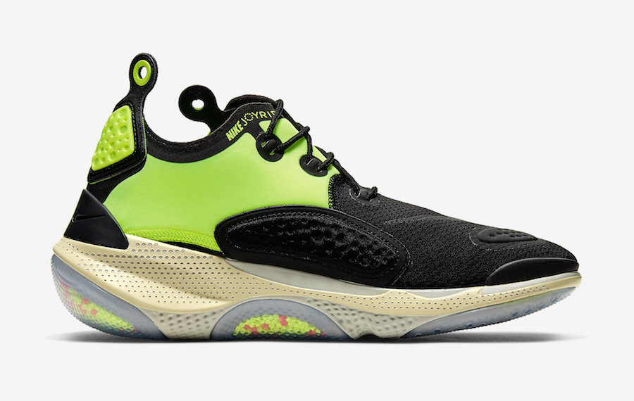 Nike Joyride NSW Setter Black Neon Green AT6395-002 Release Date