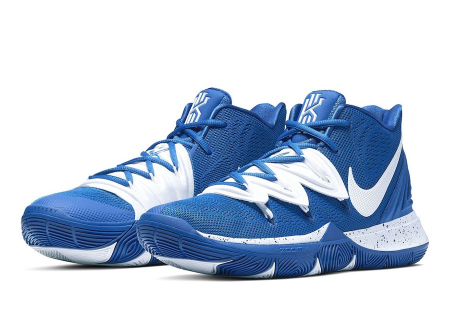 Nike Kyrie 5 TB Team Bank Release Date
