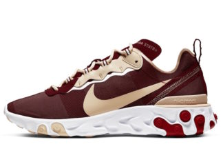 Nike React Element 55 Florida State Release Date