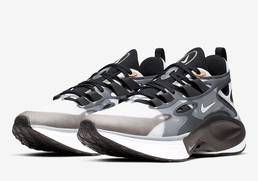 Nike Signal D/MS/X Black White AT5303-002 Release Date