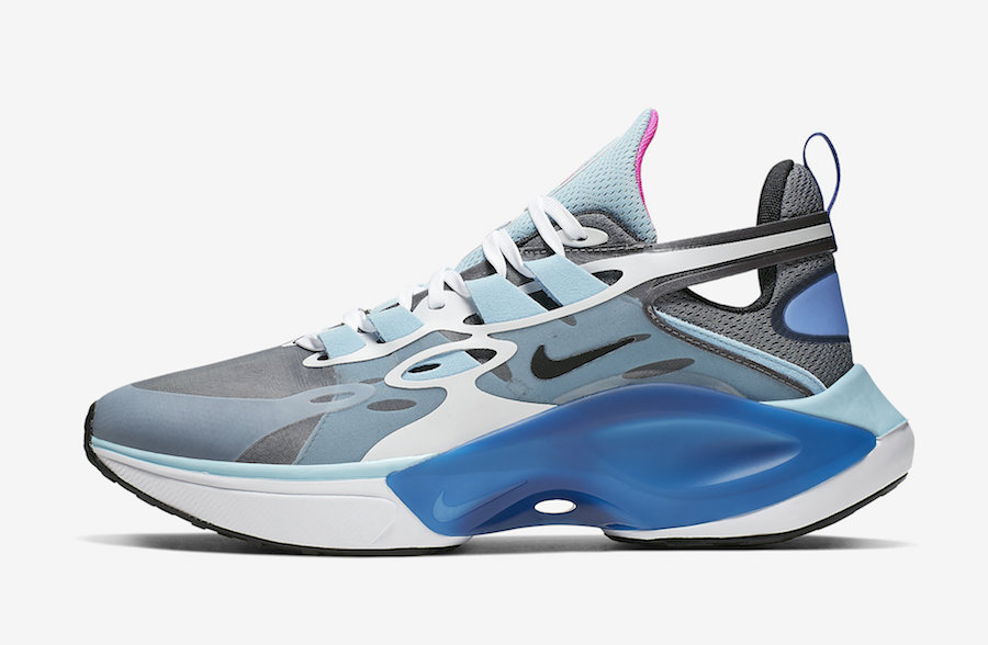 Nike Signal D:MS:X Ocean Cube AT5303-001 Release Date