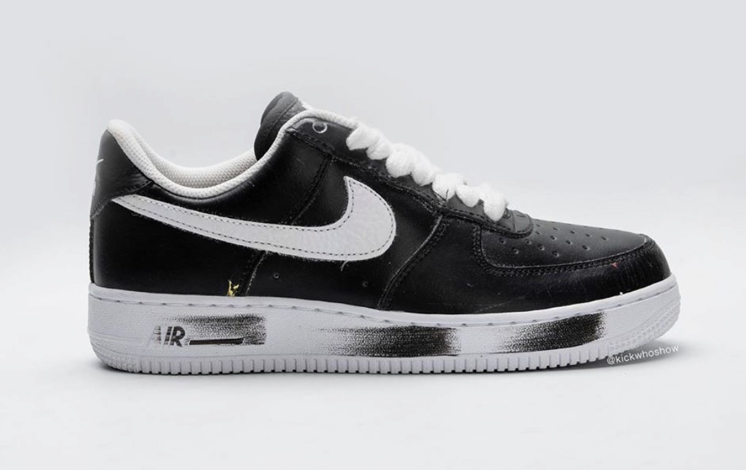 PEACEMINUSONE Nike Air Force 1 Low Black White 2019 Release Date