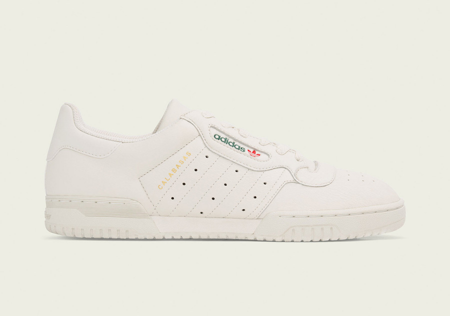 adidas Yeezy Powerphase Core White