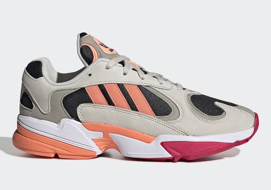 adidas Yung-1 Semi Coral EE5320 Release Date