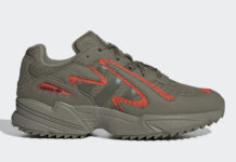 adidas Yung-96 Chasm Trail Raw Khaki EE7232 Release Date