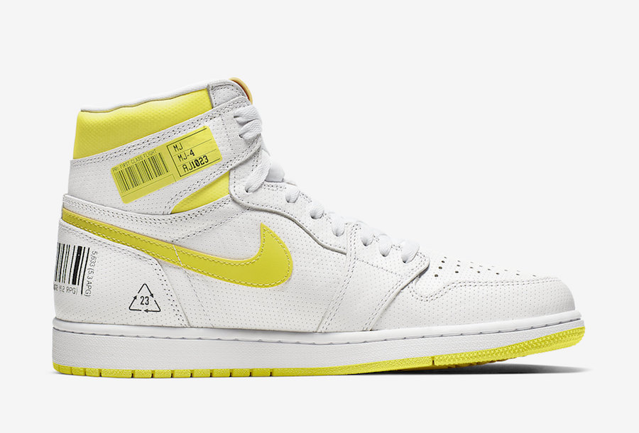 Air Jordan 1 First Class Flight 555088-170 2019 Release Date Price