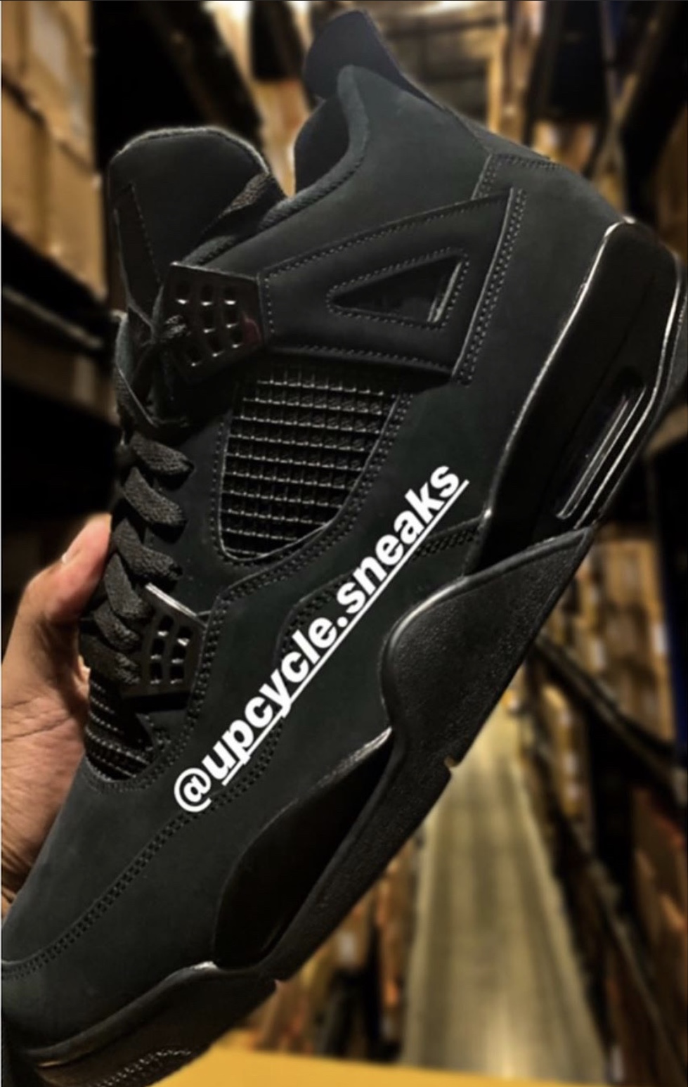 Air Jordan 4 Black Cat 2020 Retro CU1110-010 Release Date