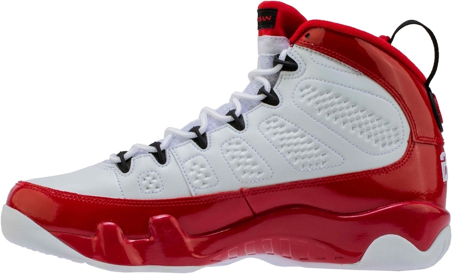 Air Jordan 9 Gym Red 2019 302370-160 Release Date
