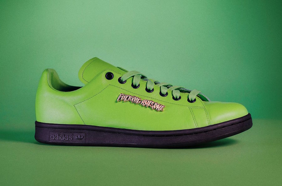 Fucking Awesome adidas Stan Smith Green Release Date