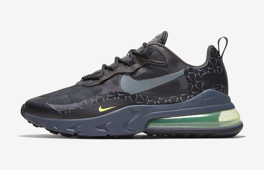 Nike Air Max 270 React Just Do It CT2538-001 Release Date