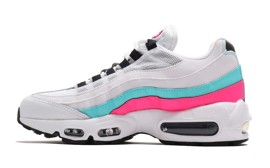 Nike Air Max 95 Womens South Beach 307960-117 Release Date