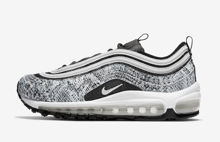 Nike Air Max 97 Snakeskin CT1549-001 Release Date