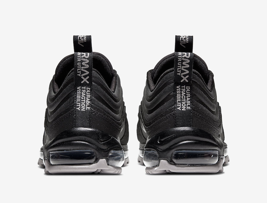 Nike Air Max 97 Winter Utility BQ5615-001 Release Date