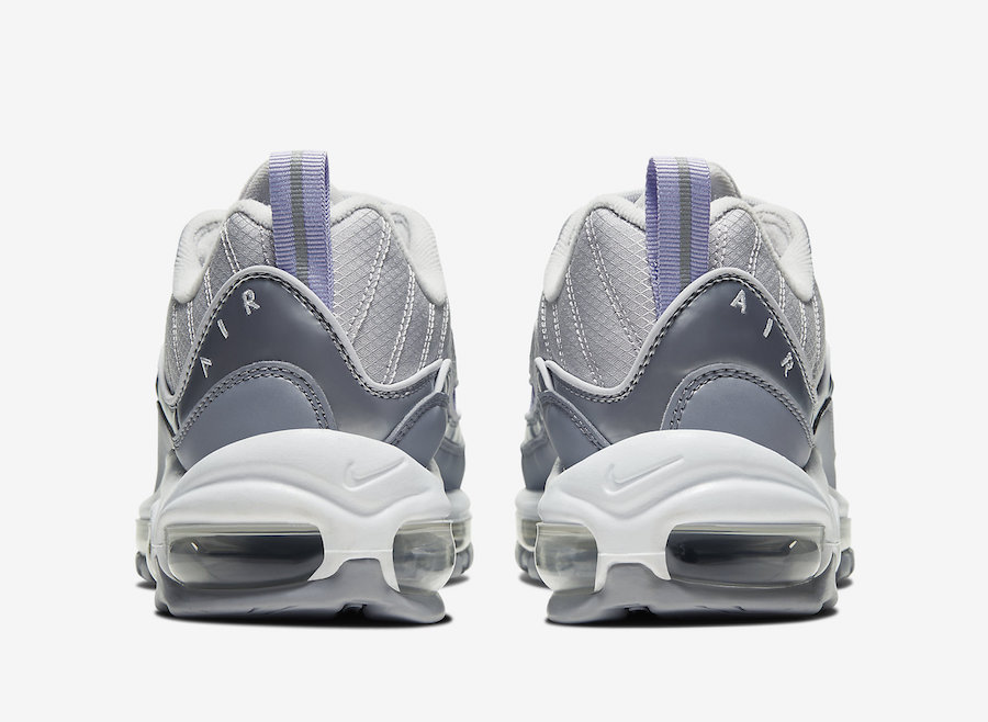 Nike Air Max 98 Grey Silver BV6536-001 Release Date