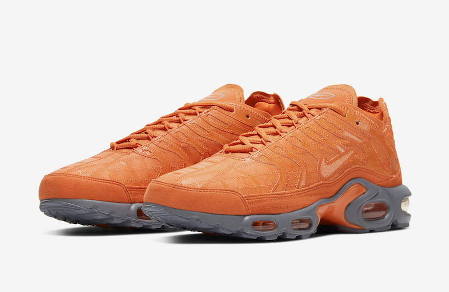 Nike Air Max Plus Decon Total Orange CD0882-800 Release Date
