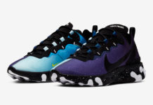 Nike React Element 55 Day Night CK1410-400 Release Date