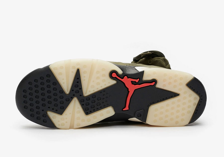 Travis Scott Air Jordan 6 GS CN1085-200