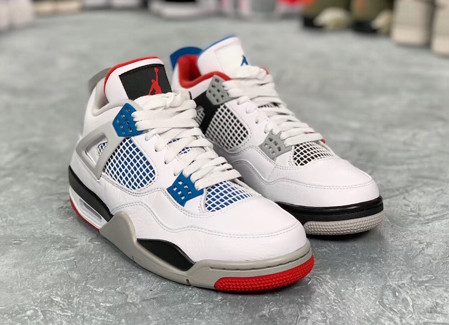 What The Air Jordan 4 CI1184-146 Release Date