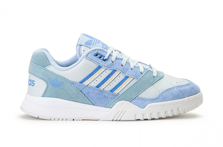 adidas AR Trainer Glow Blue EE5410 Release Date