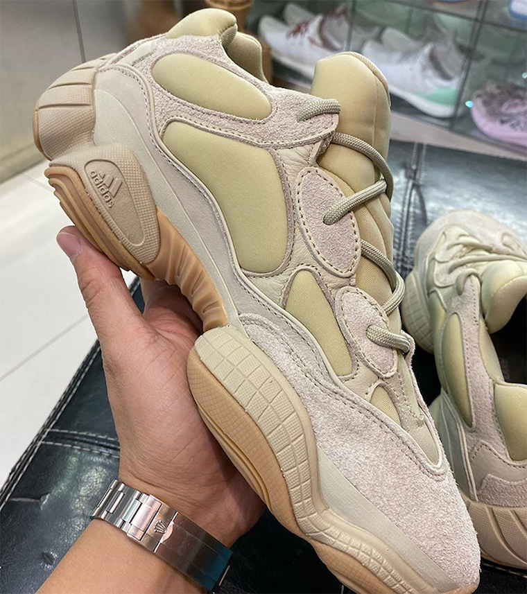 adidas Yeezy 500 Stone FW4839 Release Date Pricing