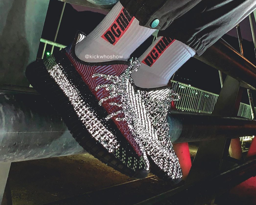2020 adidas Yeezy Boost 350 V2 Yecheil Reflective FX4145 For Sale