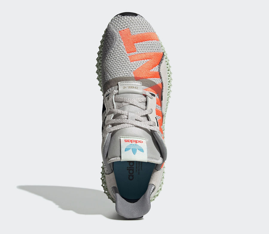 adidas ZX 4000 4D I Want I Can EF9624 Release Date