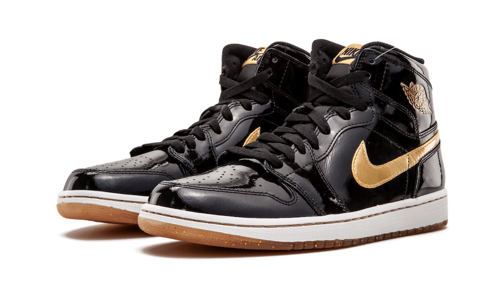 Air Jordan 1 Black Gold 2013