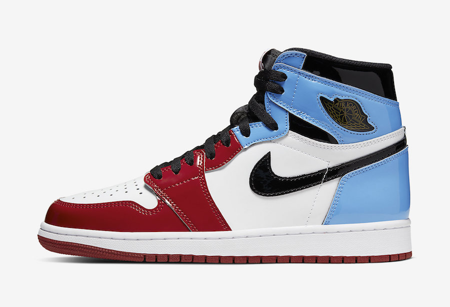 Air Jordan 1 Fearless Chicago UNC CK5666-100 Release Date