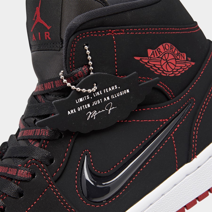 Air Jordan 1 Mid Come Fly With Me Fearless CK5665-062 Release Date
