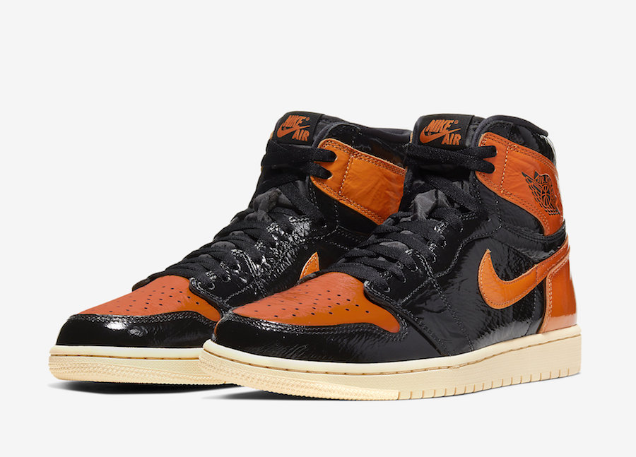 Air Jordan 1 SBB 3.0 Shattered Backboard 555088-028 Release Date