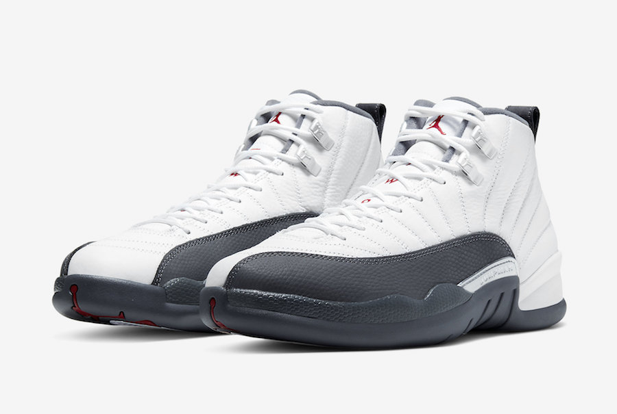Air Jordan 12 Dark Grey 130690-160 2019 Release Date Price