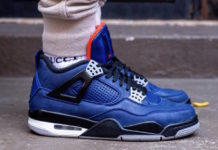 Air Jordan 4 Winter Loyal Blue CQ9597-401 2019 Release Date
