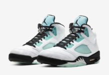 Air Jordan 5 Island Green CN2932-100 Release Date Price