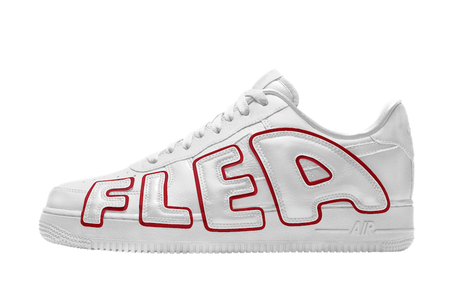 CPFM Nike Air Force 1 White Release Date
