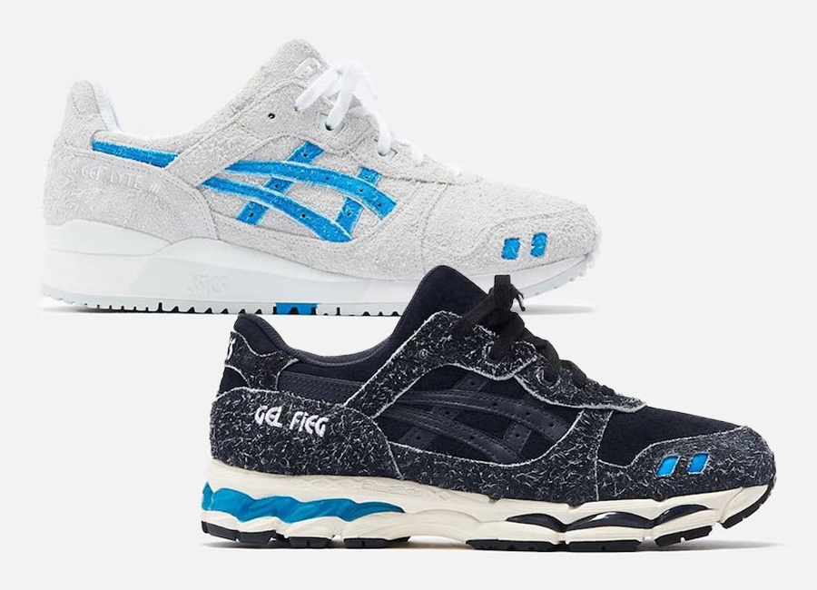 Kith ASICS Gel Super Blue Release Date