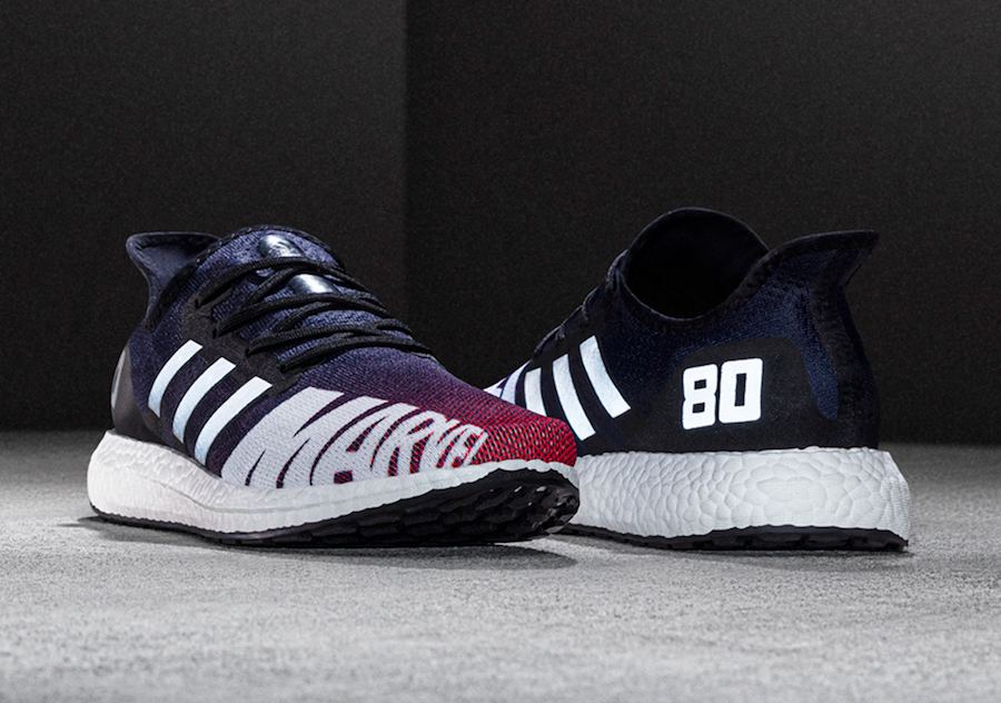 Marvel Foot Locker adidas AM4 Release Date