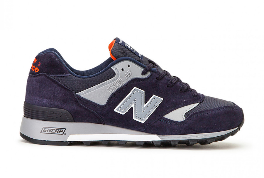 New Balance M577 NGR Made in England Navy Grey Release Date