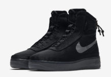 Nike Air Force 1 Shell BQ6096-001 Release Date